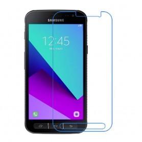 Karkaistu lasi näytönsuoja Samsung Galaxy Xcover 4 SM-G390F, matkapuhelin CaseOnline.se