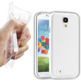 Samsung Galaxy S4 ( GT -i9500) -silikonin on oltava läpinäkyvää