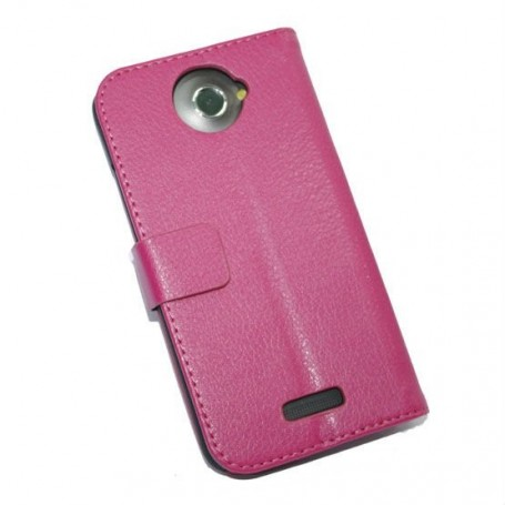 Lompakkokotelo 2-kortti HTC ONE X (S720e)