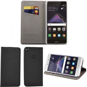 Moozy Smart Magnet FlipCase Huawei P10 Lite kannettava kotelo WAS-LX1 CaseOnline.se