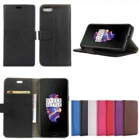 Mobile Wallet 2 -kortti OnePlus 5 -suojakotelo Caseonline