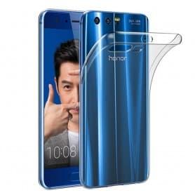 Huawei Honor 9 -silikonin on oltava läpinäkyvää
