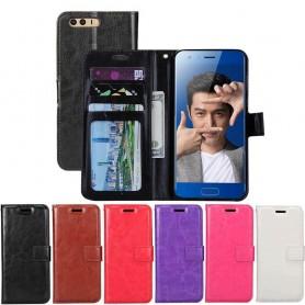 Kannettava lompakko 3-kortti Huawei Honor 9 STF-L09 kattaa CaseOnline.se -palvelun