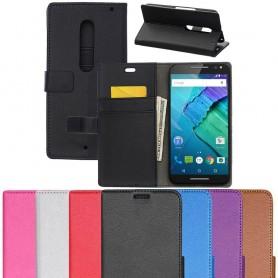 Matkapuhelin lompakko Motorola Moto X Style matkapuhelimen kotelo