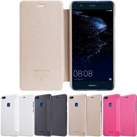 FlipCover Nillkin Sparkle Huawei P10 Lite matkapuhelinkotelo CaseOnline.se
