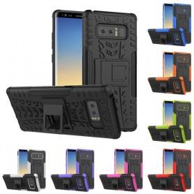 Iskunkestävä kuori telineellä Samsung Galaxy Note 8 SM-N950F silikoni Tpu CaseOnline
