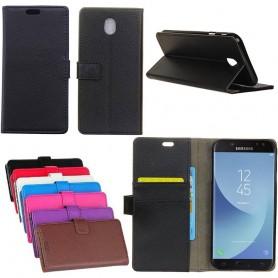 Kannettava lompakko 2-kortti Samsung Galaxy J5 2017 SM-J530F kannettava kotelo verkossa