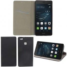 Moozy Smart Magnet FlipCase Huawei P9 Lite matkapuhelimen suojakotelo