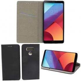 Moozy Smart Magnet FlipCase LG G6 H870 matkapuhelimen kansi