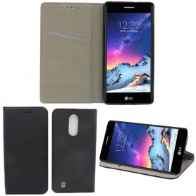 Moozy Smart Magnet FlipCase LG K8 2017 (M200N) matkapuhelinlaukku