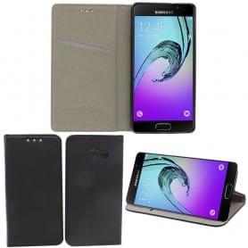 Moozy Smart Magnet FlipCase Samsung Galaxy A3 2016 SM-A310F -kotelo