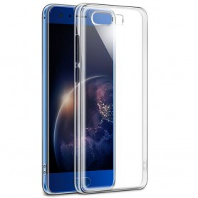 Clear Hard Case Huawei Honor 9 STF-L09 kannettava kuori läpinäkyvä kotelo