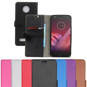 Matkapuhelimen 2-korttiinen Motorola Moto Z2 Play matkapuhelimen suojakotelo