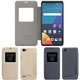 FlipCover Nillkin Sparkle LG Q6 (M700) kannettavan suojuksen suojakotelo