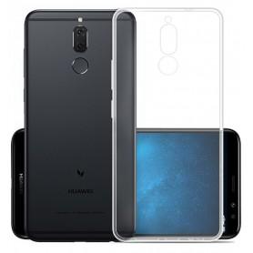 Huawei Mate 10 Lite silikonikotelo, läpinäkyvä kannettava kuori, suojaa Caseonlinea