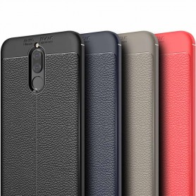 Nahkakuvioitu TPU-suoja Huawei Mate 10 Lite -kannettava