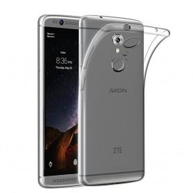 ZTE Axon 7 Mini -silikonikotelo, läpinäkyvä kannettava kuori-Caseonline