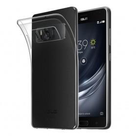 Asus Zenfone AR ZS571KL silikonikotelo läpinäkyvä