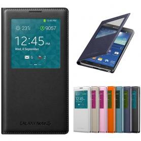 S View kansi Samsung Galaxy Note 3 SM-N9005 kosketusikkuna