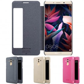 FlipCover Nillkin Sparkle Huawei Mate 10 Pro matkapuhelimen kansi