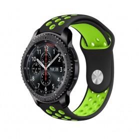 EBN Sport -rannekoru Samsung Gear S3 En-Green
