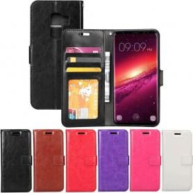 Kannettava lompakko 3-kortti Samsung Galaxy S9 Plus SM-G965 -kansi