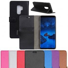 Kannettava lompakko 2 -kortti Samsung Galaxy S9 SM-G960F kantolaukku CaseOnline