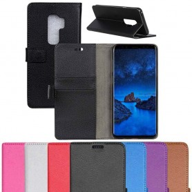 Kannettava lompakko 2 -kortti Samsung Galaxy S9 Plus SM-G965 Matkapuhelin CaseOnline