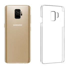Clear Hard Case Samsung Galaxy S9 Mobile Shell SM-G960