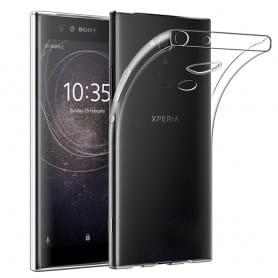 Sony Xperia XA2 H4311 silikonikotelo, läpinäkyvä kannettava kuori