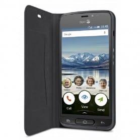 Doro Liberto 8040 FlipCover - Musta matkapuhelimen suojakotelo