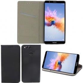 Moozy Smart Magnet FlipCase Huawei Honor 7X matkapuhelimen kotelo