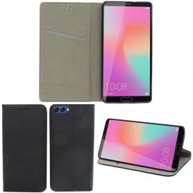Moozy Smart Magnet FlipCase Huawei Honor View 10 mobiililaukku