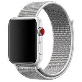 Apple Watch -sarja 38 mm: n nailonrannekkeesta Seashell CaseOnline.se