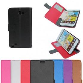 Galaxy Note 1 lompakkokotelo
