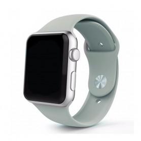 Apple Watch 38mm Sportband-tummanharmaa