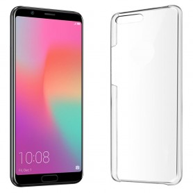 Kannettava Clear Hard Case Huawei Honor View 10