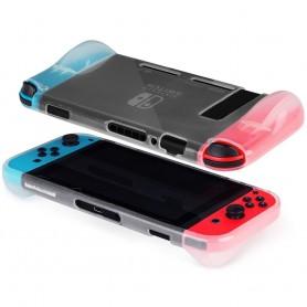 Läpinäkyvä TPU-silikonikuori Nintendo Switch CaseOnline.se -sovellukselle