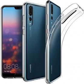 Huawei P20 Pro -silikonin on oltava läpinäkyvää
