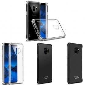 IMAK Shockproof Samsung Galaxy S9 matkapuhelinkotelolle