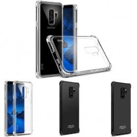 IMAK Shockproof Samsung Galaxy S9 Plus matkapuhelinkotelolle