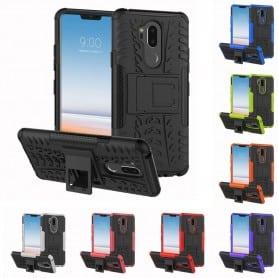 Iskunkestävä LG G7 ThinQ matkapuhelinlaukku