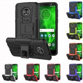 Iskunkestävä Motorola Moto G6 Plus matkapuhelimen kuori