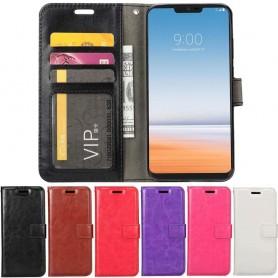 Kannettava lompakko 3-kortti LG G7 ThinQ