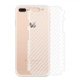Hiilikuitua suojaava iho Apple iPhone 8 Plus mobiilisuoja
