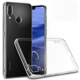 IMAK Clear Hard Case Huawei P20 Lite IMAK läpinäkyvä suoja