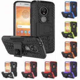 Iskunkestävä Motorola Moto E5 Play matkapuhelimen kotelonsuojaus CaseOnline