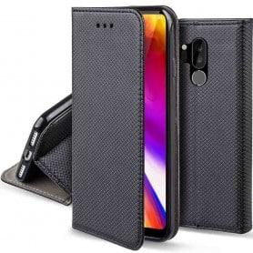Moozy Smart Magnet FlipCase LG G7 ThinQ G710EM matkapuhelimen kotelo