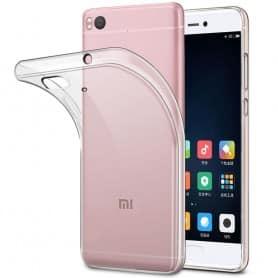 Xiaomi Mi 5 Mobile Shell -silikonikotelo - läpinäkyvä CaseOnline