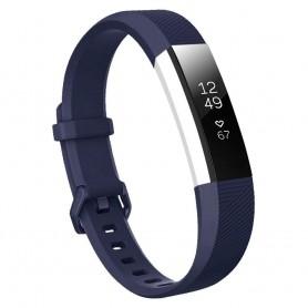 Sport Fitbit Alta HR: lle - sininen
